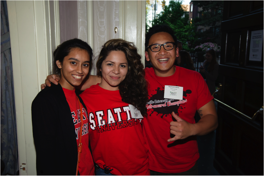 siff student volunteers seattle university