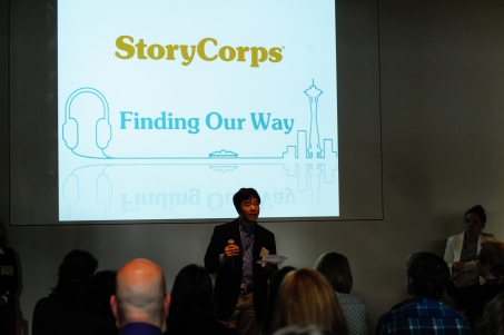 StoryCorps Finding our Way Gates Foundation