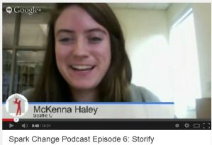 McKenna Storify Podcast