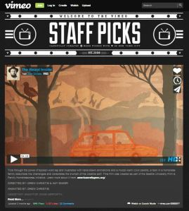 The Beast Inside, named a Vimeo Staff Pick, is availanle for viewing at www.americanrefugees.org.