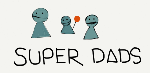 Blog Haley Super Dads Illustration