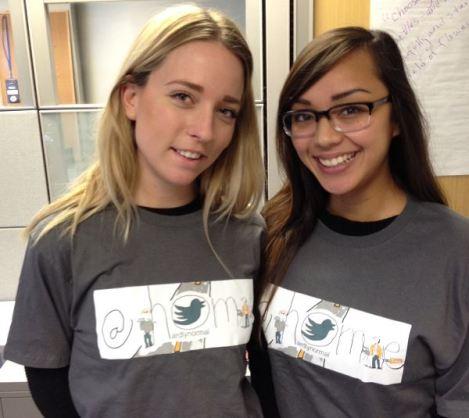 Photo Tiana Haley @home t-shirts
