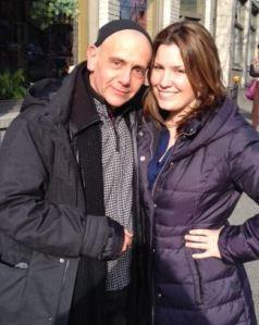 Larry Rosen and Sarah Austin Jenness