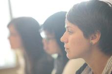 Journalism Fellows Maggie-Wykowski by Chris Joseph Taylor