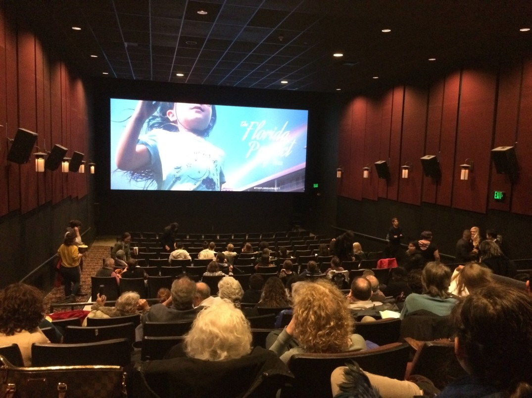 Florida Project Screening-Theater