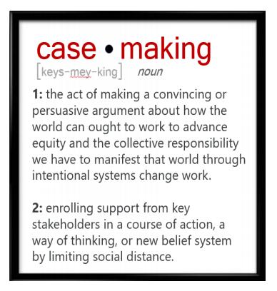 DrT casemaking definition
